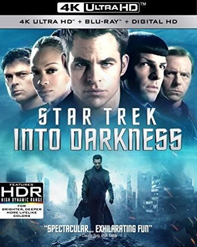 Star Trek Into Darkness [4K Ultra HD Blu-ray/Blu-ray]