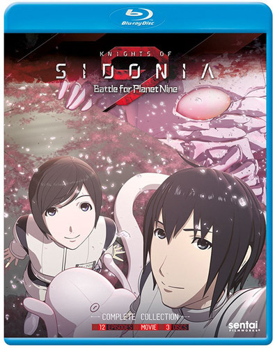 Knights of Sidonia 2