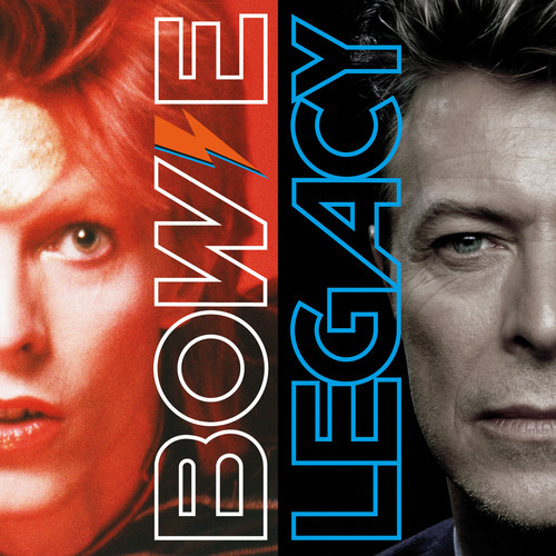David Bowie-Legacy