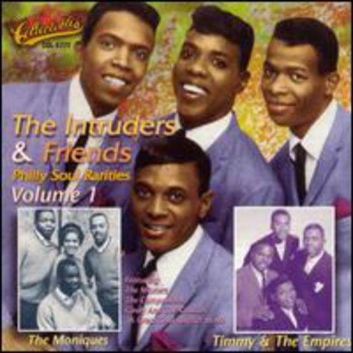 Intruders & Friends 1 /  Various
