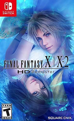 Final Fantasy XX-2 HD Remaster for Nintendo Switch