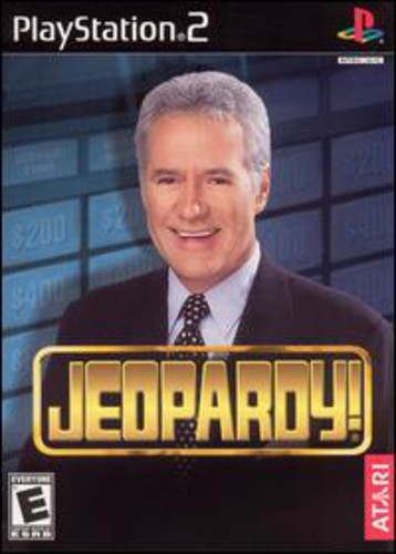 Jeopardy for PlayStation 2