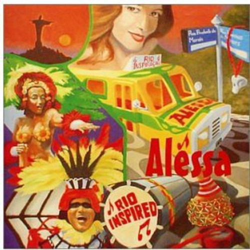 Alessa Rio Inspired