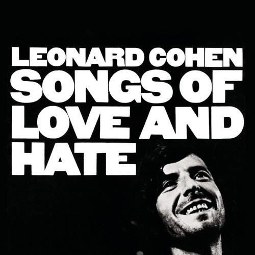 Leonard Cohen-Songs of Love and Hate [Bonus Tracks] [Remastered]