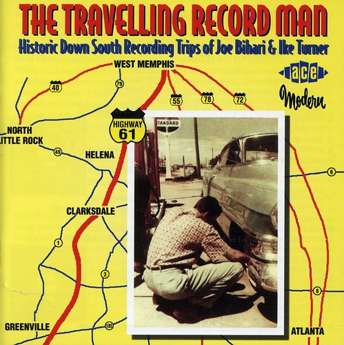 Traveling Record Man /  Various [Import]