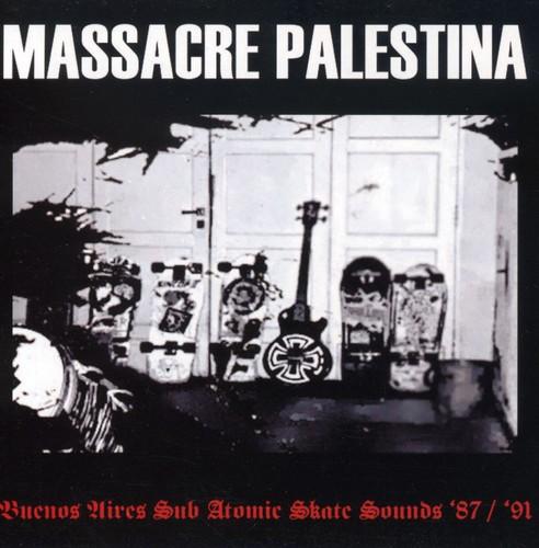 Massacre Palestina [Import]
