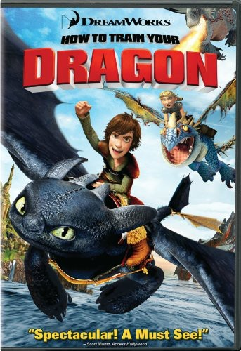How To Train Your Dragon [Widescreen]