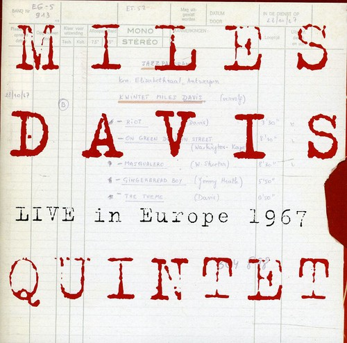 Miles Davis-Bootleg: The Miles Davis Quintet Live In Europe 1967 - Highlights