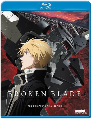 Broken Blade Complete Collection