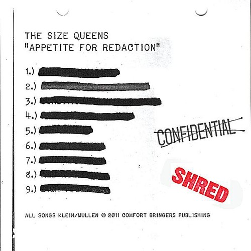 Appetite for Redaction
