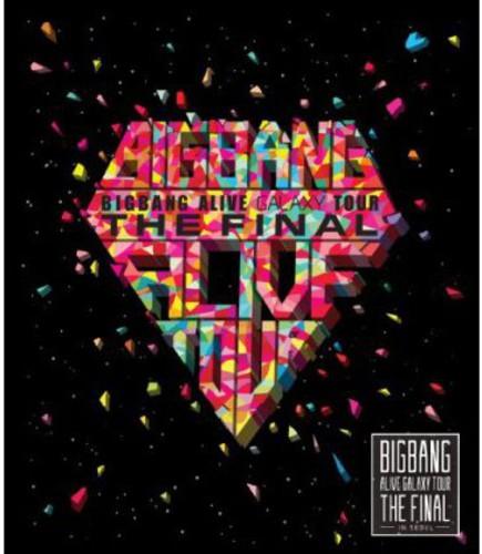 2013 Bigbang Alive Galaxy Tour Live [Import]