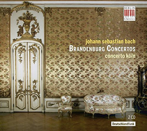 Brandenburg Cons 1-6