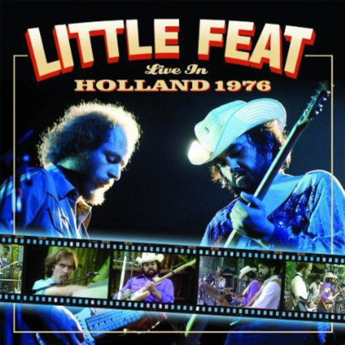 Little Feat-Live In Holland 1976