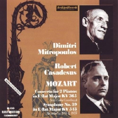 Konzert Fur Zwei Klaviere KV 3