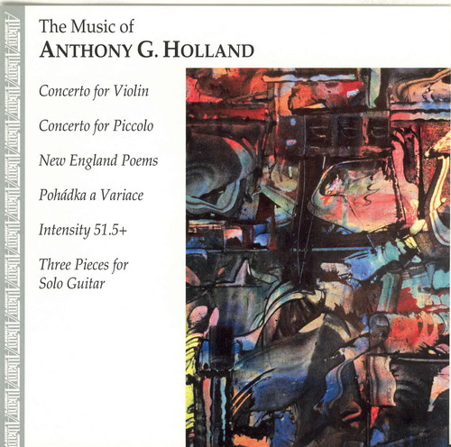 Violin Concerto /  Piccolo Concerto