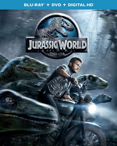 Jurassic World [Blu-ray/DVD]