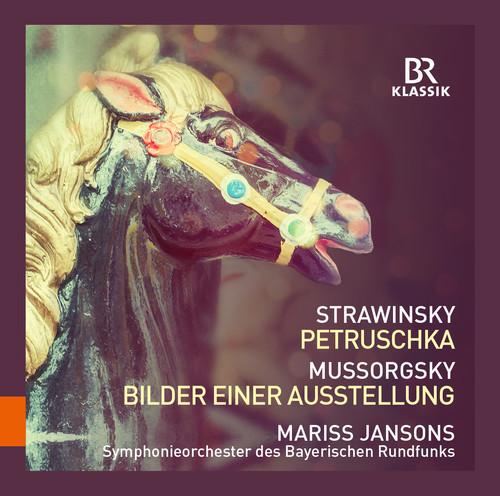 Strawinsky: Petruschka - Mussorgsky: Bilder einer Ausstellung