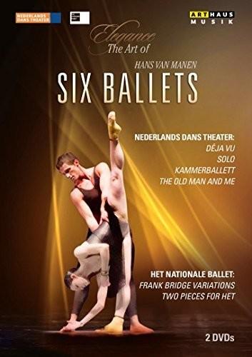 Manen: Six Ballets