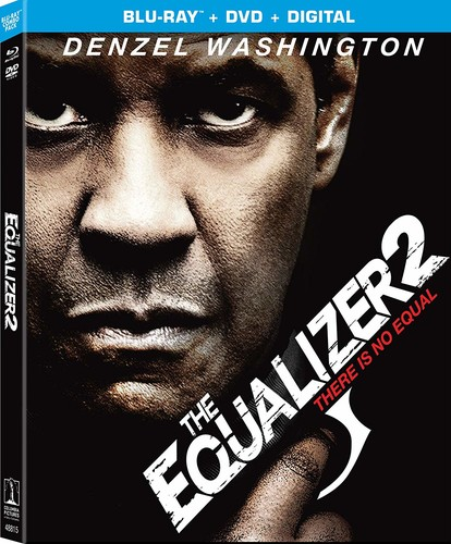 Equalizer 2 [Blu-ray/DVD]