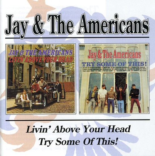Livin Above Your Head /  Try Some of This [Import]