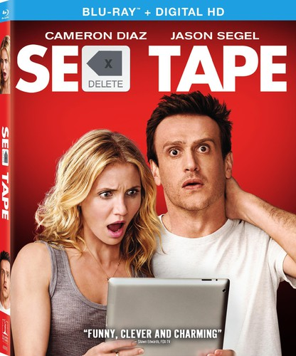 Sex Tape [UltraViolet] [Blu-ray]
