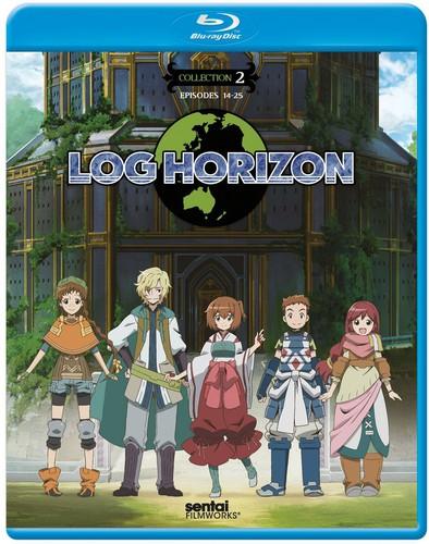 Log Horizon: Collection 2