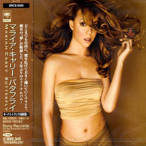 Mariah Carey-Butterfly (14 Tracks)
