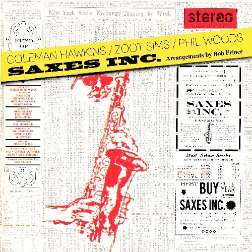 Saxes Inc [Import]