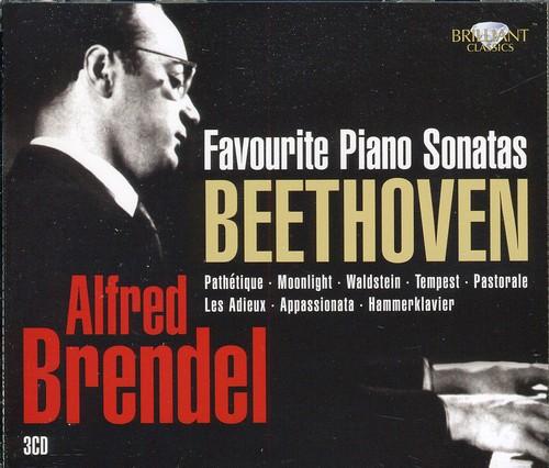 Favourite Piano Sonatas