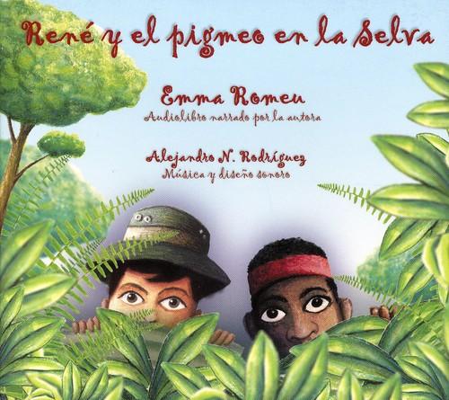 Rene y El Pigmeo en la Selva (Audiobook)