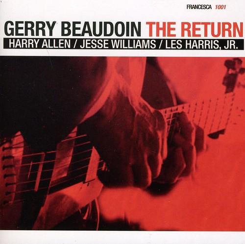 Return (Feat. Harry Allen)