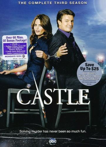 Castle: The Complete Third Season