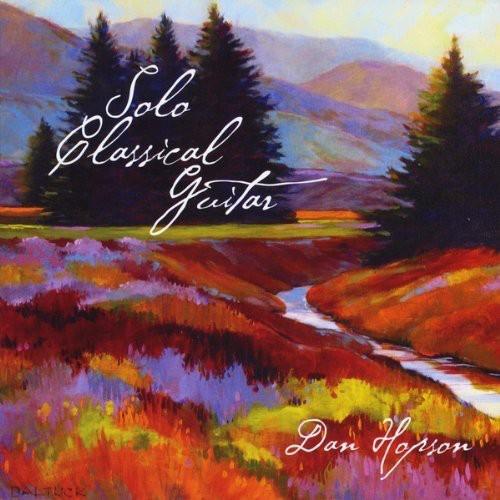 Dan Hopson-Solo Classical Guitar