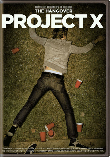 Project X [UltraViolet]