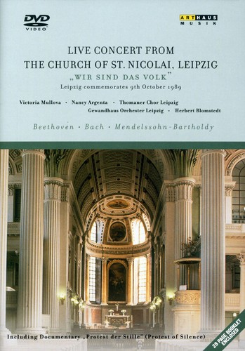 Live Concert From Church St Nicolai Leipzig