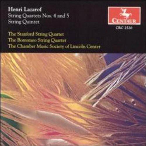 String Quartet 4 & 5 /  String Quintet