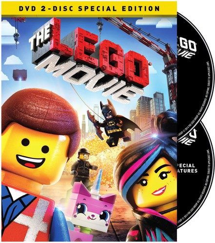 LEGO Movie [2 Discs] [Special Edition] [UltraViolet]