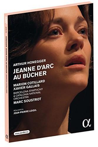 Jeanne D'arc Au Bucher