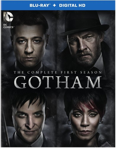 Gotham: The Complete First Series [UltraViolet] [Blu-ray]