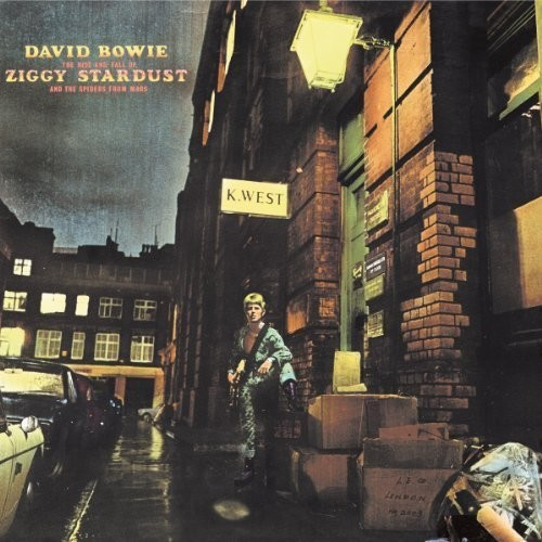 David Bowie-Rise & Fall of Ziggy Stardust & the Spider from Mars