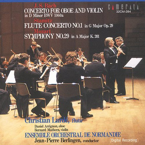 Concerto for Oboe & Violin
