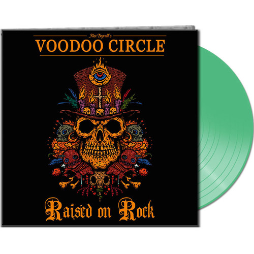 Raised on Rock (Clear Green Vinyl)
