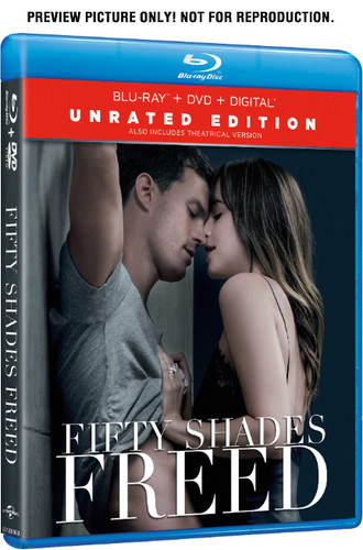 Fifty Shades Freed [Blu-ray/DVD]