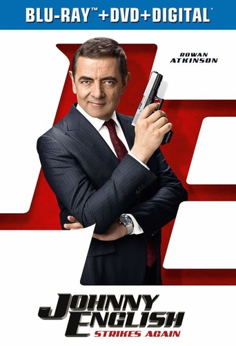 Johnny English Strikes Again [Blu-ray/DVD]