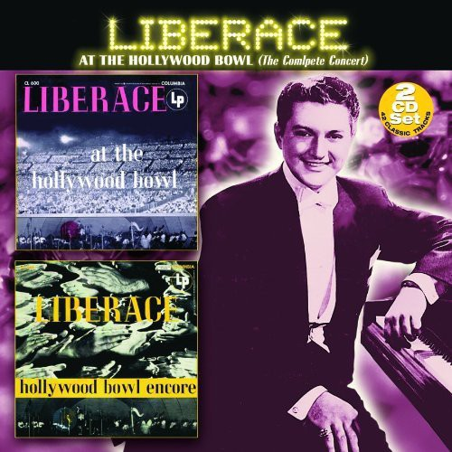 Liberace at the Hollywood Bowl