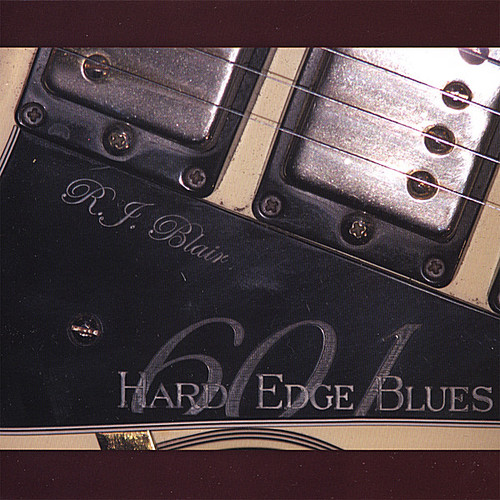 Hard Edge Blues