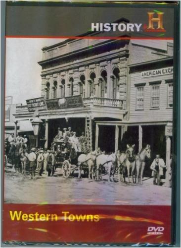 Wild West Tech: Western Towns