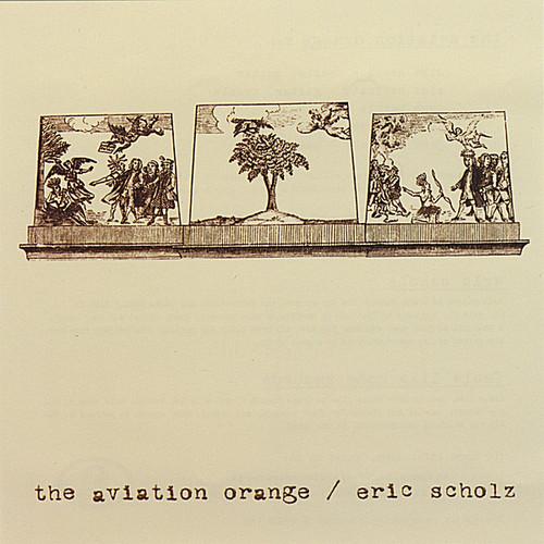 Aviation Orange/ Eric Scholz Split EP