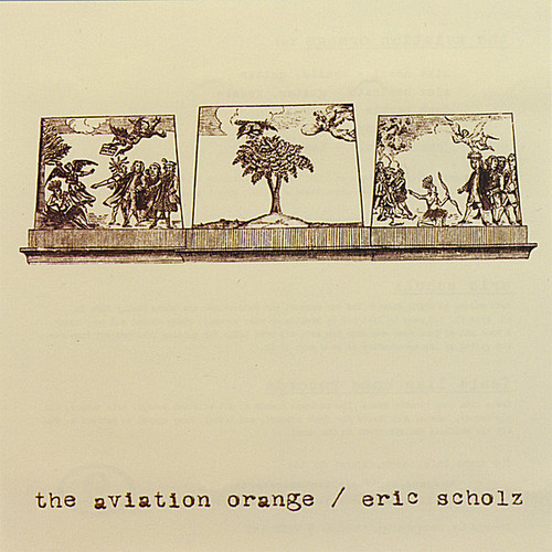 Aviation Orange/ Eric Scholz Split EP