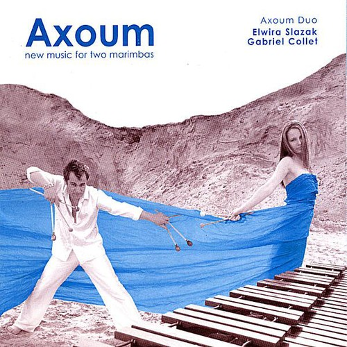 Axoum New Music for Two Marimbas